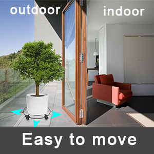 move plants from a place to under sunshine place easily