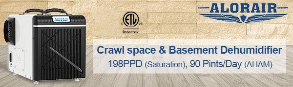 Basement/Crawl Space Dehumidifiers