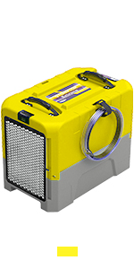 commercial dehumidifier yellow