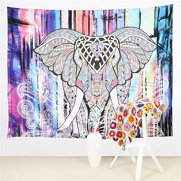 4ebb7438e0 Sublimation heat transfer printing technology with vibrant colors; - Usage:  Our tapestries are suitable for indoor and outdoor use. - Size: 2 standard  sizes ...