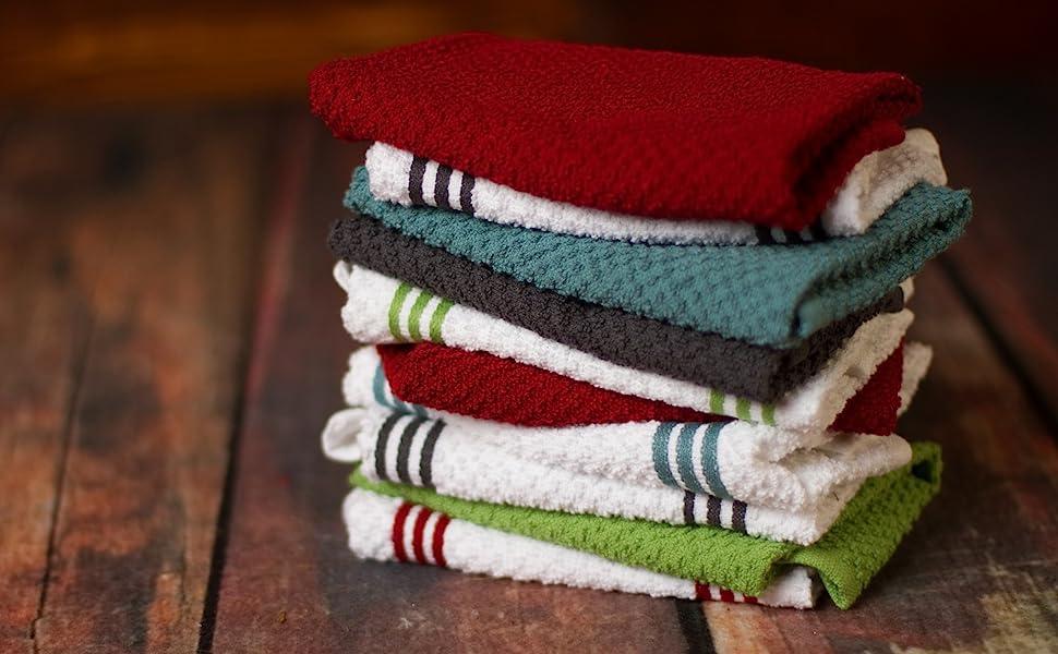 dishcloths dish towels