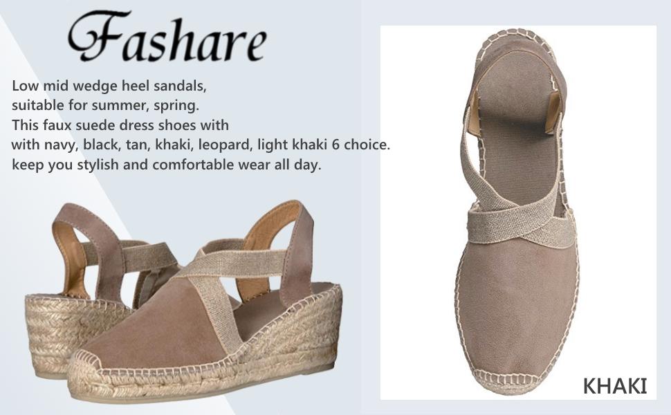 Elastic Ankle Strap Sandals