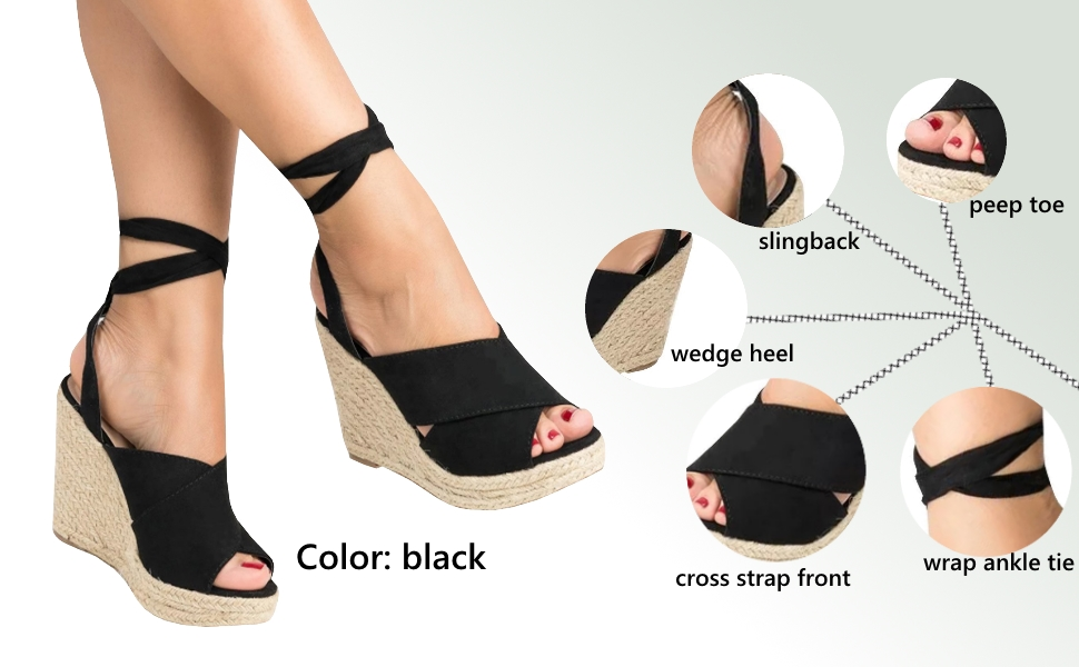 e9e1f47714d1 Super cute summer wedge sandals