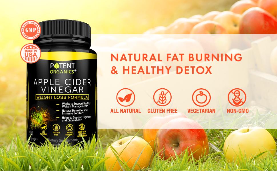 Natural Fat Burning & Healthy Detox