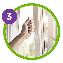 Air room, bed bug spray, non-toxic mode of action, vapor spray, bed bug killer spray, kill dust mite
