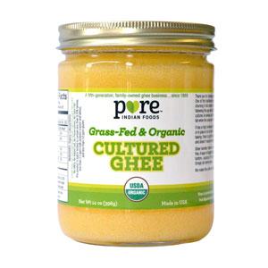 grassfed organic cultured ghee benefits
