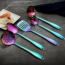 5 Piece Kitchen Utensil Set