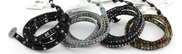 Christinelle Boho Wrap Bracelets