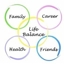 provide the balance in your life