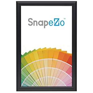 Select Profile Lens Backing Color 32 x 36 Custom Poster Picture Frame 32x36