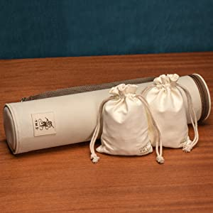 pouch and case tube for go set