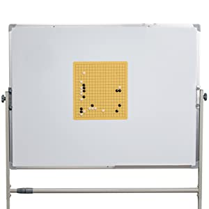 magnetic go board