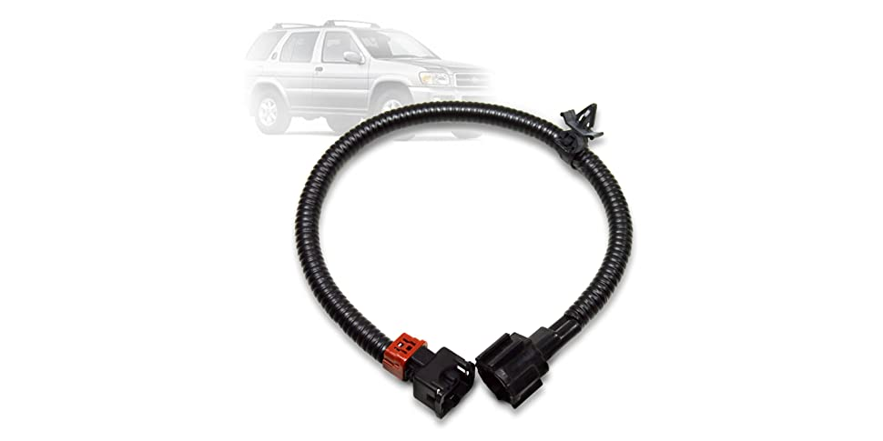 Amazon Com  Hqrp Knock Sensor Wiring Harness For Nissan 200sx 240sx Altima D21 Frontier Maxima