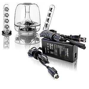 harman kardon 2 1. compatible with: harman kardon soundsticks i, ii, iii, 1, 2, 3 multimedia speaker system sound sticks power supply cord 16v 1.5a nu40-2160150-i3 2 1 t