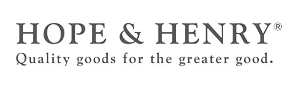 hope and henry quality goods