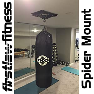 Amazon.com : firstlaw fitness spider mount 200 heavy punching bag