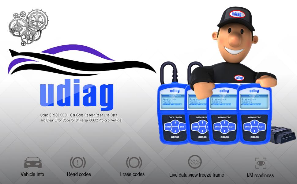 OBD2 Scanner OBD Car Diagnostic Tool Code Reader Obdii Scanners Universal  Cars Code Reader Scan Directly Check Engine Light MIL Error Meaning Read