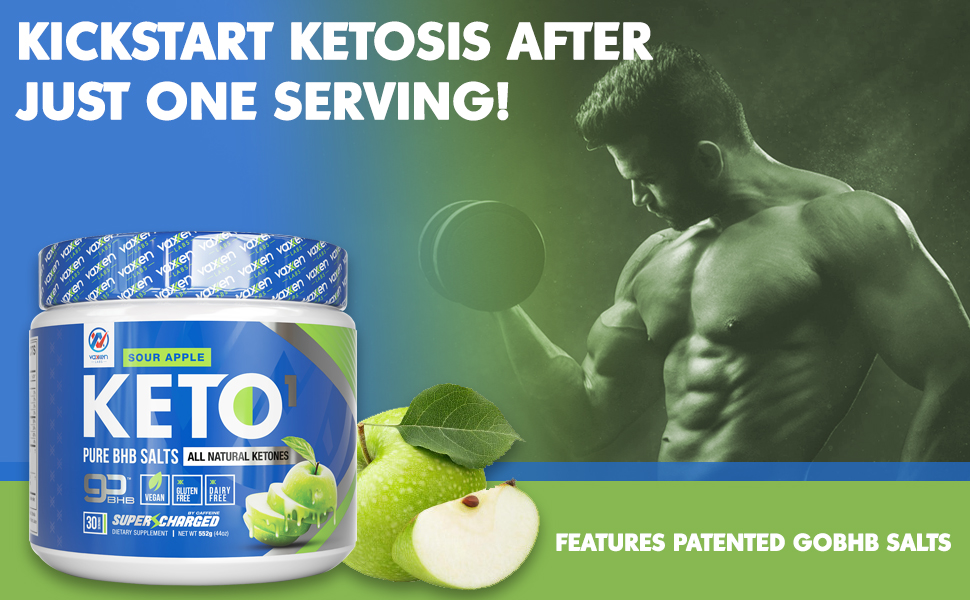 Keto supplement helps start ketosis after just one serving