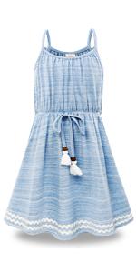 girls beach dress