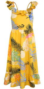 girls hawaiian dress