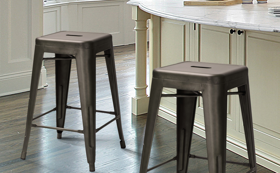 cherry 24 inch counter swivel stools height wood inches sheet metal frame style bar stool set historically relevant bring feel french bistro dining