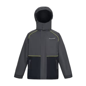 Boy's Waterproof Jacket Girl's Rain Jacket