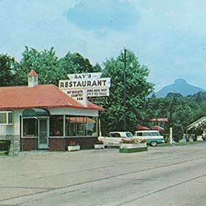 Ray's Midway Restaurant 1954