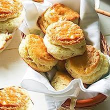 Basket of Buttermilk Biscuits