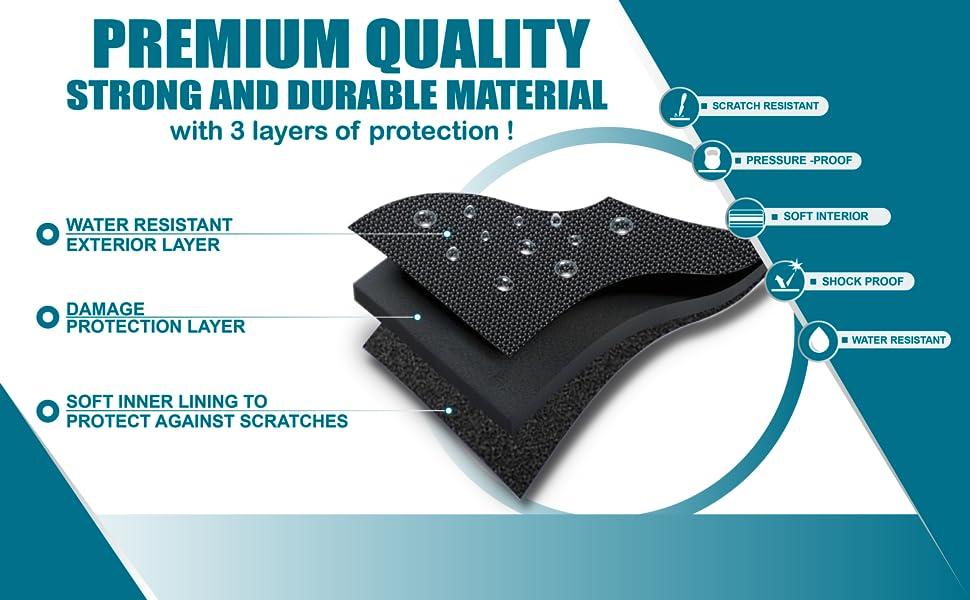 Premium quality eva case