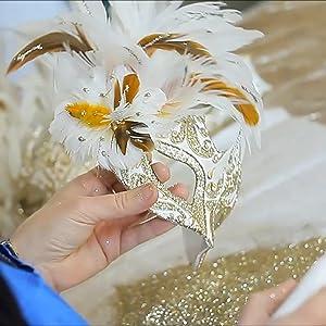 Venetian mask made using best materials