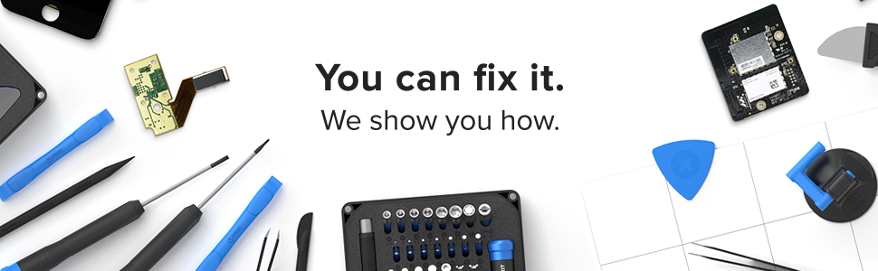 iFixit, you can fix it we show you how
