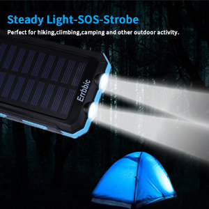 solar charger bank
