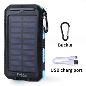 portable solar charger for cell phong