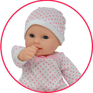 first baby doll for 1 year old soft baby doll gift pretend play
