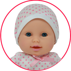 toddler baby doll
