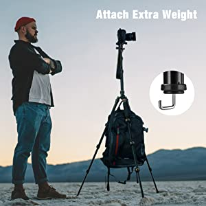 Attach Extra Weight