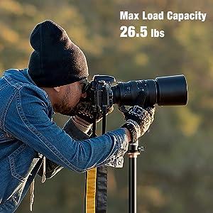 Max Load Capacity: 26.5 lbs