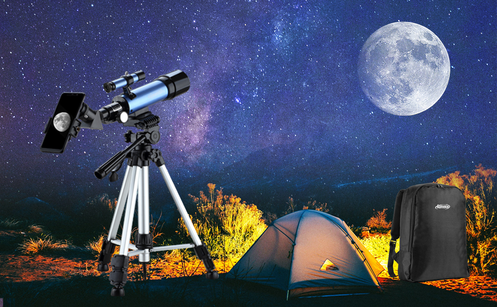 Astronomical Telescope for Kids and Beginners