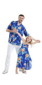 Hawaii Hangover Father Daughter Matching Sets