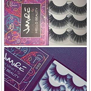 JIMIRE lashes  features