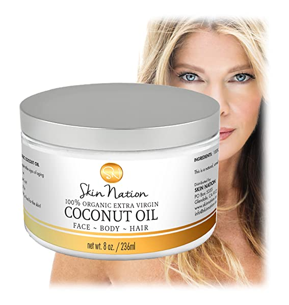 Reviews on coconut oil for face