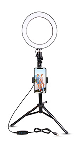 ring light stand