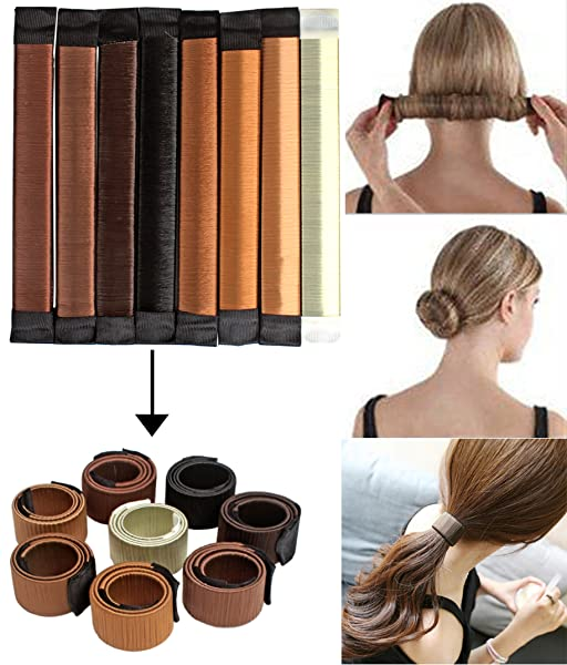 Braiders Active Fashion Diy Magic Hair Bun Maker High Quality Hair Accessories Girls French Twist Hairstyle Hairbands To Be Distributed All Over The World Hair Care & Styling