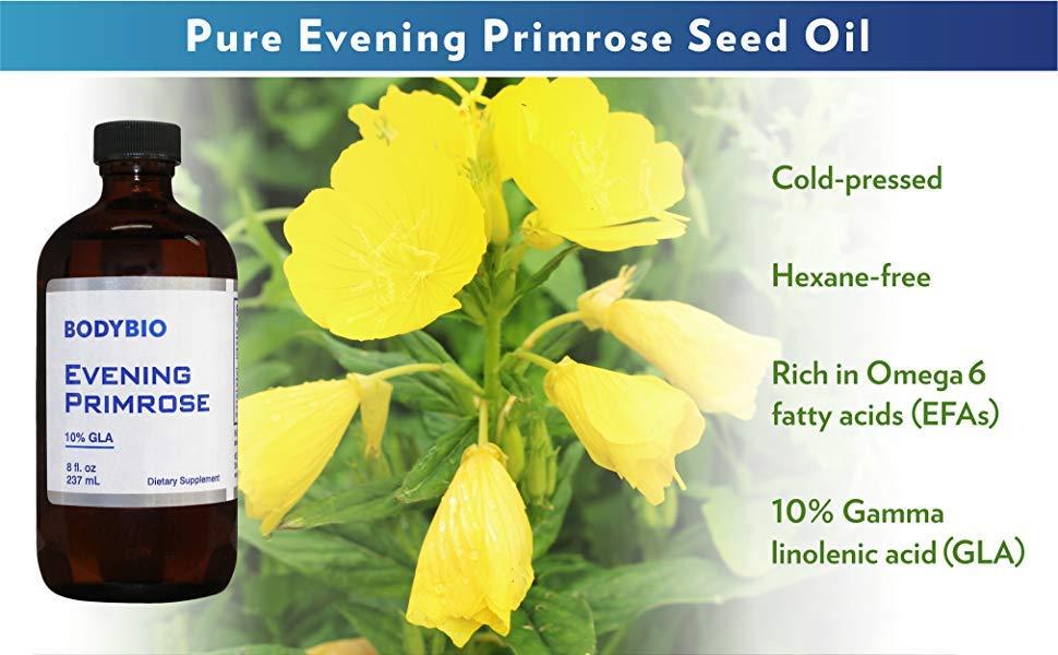 BodyBio, product, SP335, evening primrose oil, epo, pure, organic, supplement, support, health