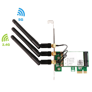 2.4G and 5G dual-band coexistence, dual-band Wifi device has the advantage of stronger anti-interference ability, more stable Wifi wireless signal, ...