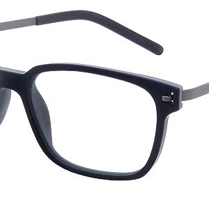 Pictor black grey computer gaming glasses