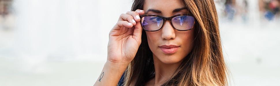 Charlotte Blue Light Filtering Glasses