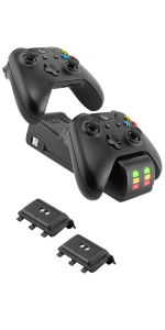 xbox one controller charger and battery