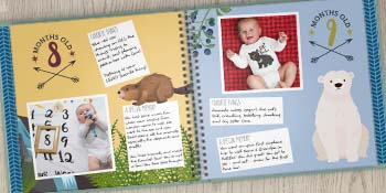 woodland journal pages view