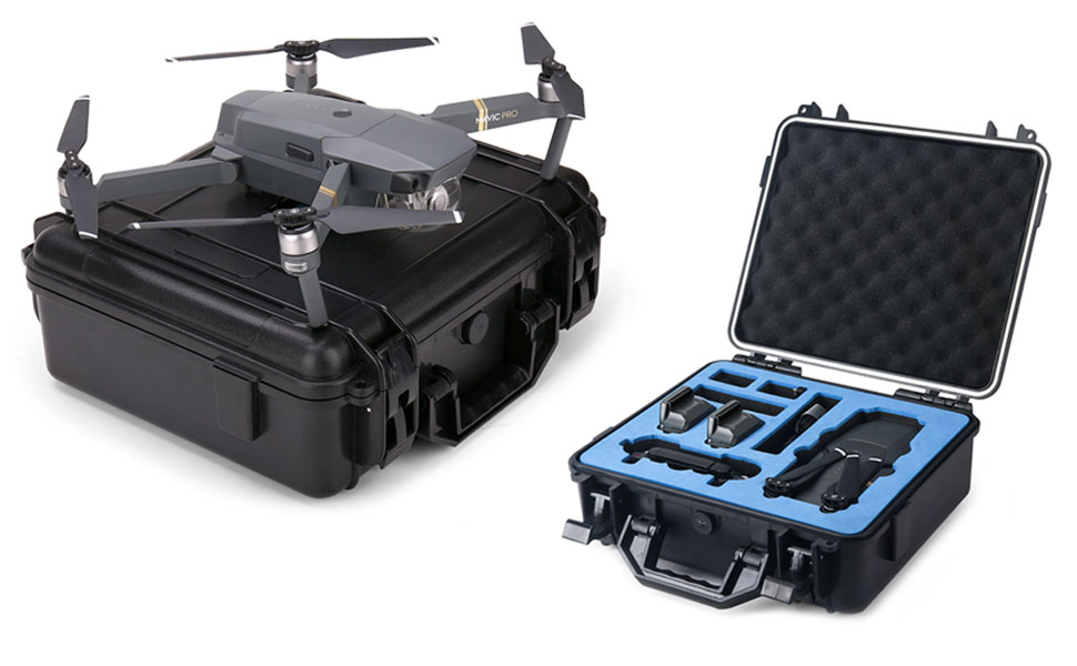 Amazon Com Hobbytiger Dji Mavic Pro Hard Case